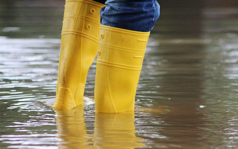 Nach dem Wasser herrscht Unsicherheit