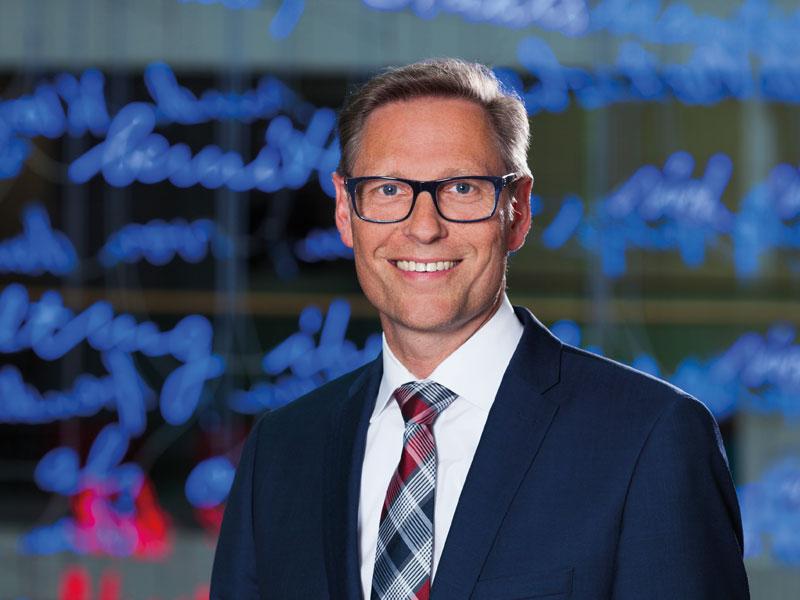 Stefan Gilles, Geschäftsführer CONSAL MaklerService GmbH