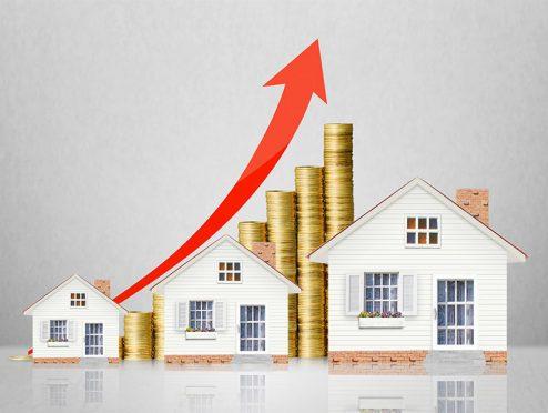 Beiträge für Wohngebäude gestiegen