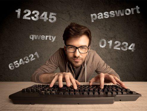 Cybergefahr: Handelsware Nutzerkonten