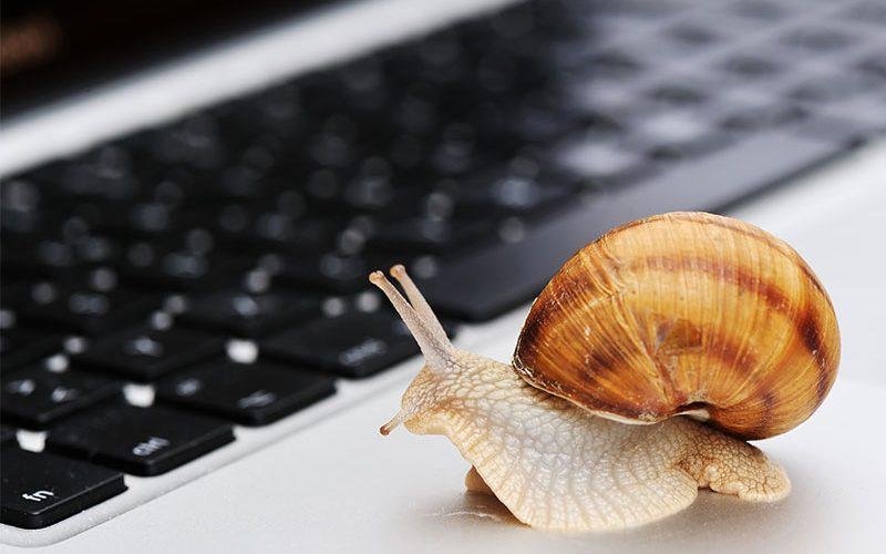 KMU: Internet im Schneckentempo