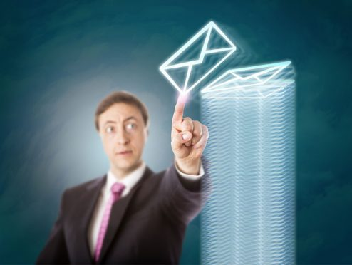 Vollautomatisch digitale Post empfangen