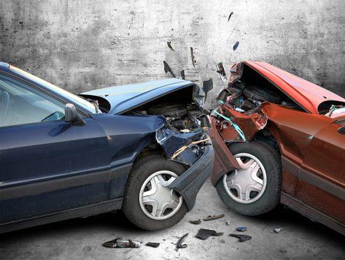 Mitschuldig durch zu schnelles Fahren