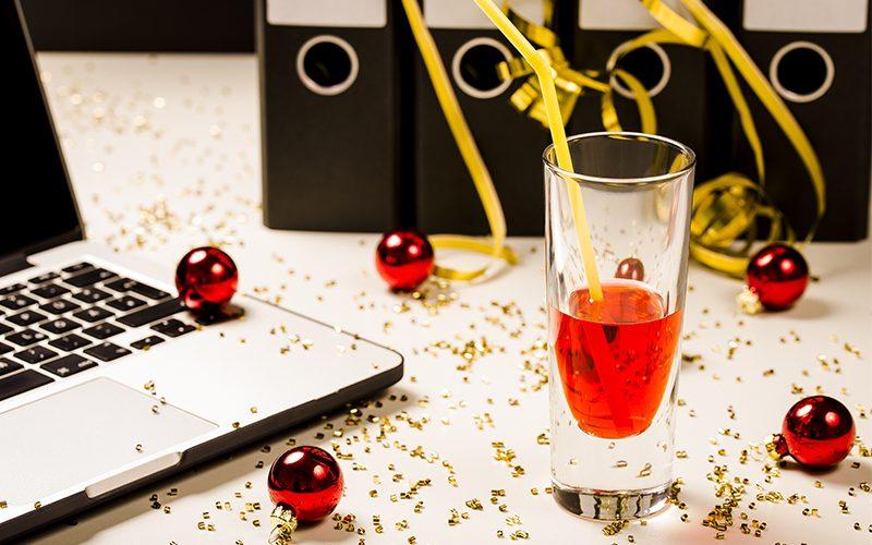 Oh, Du fröhliche – Unfallschutz während Weihnachtsfeier