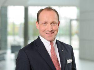 Dr. Angelo O. Rohlfs, Vorstand Vertrieb, VHV Versicherungen