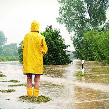 Hochwasser werden zunehmen
