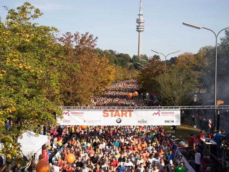 Generali sponsort München-Marathon