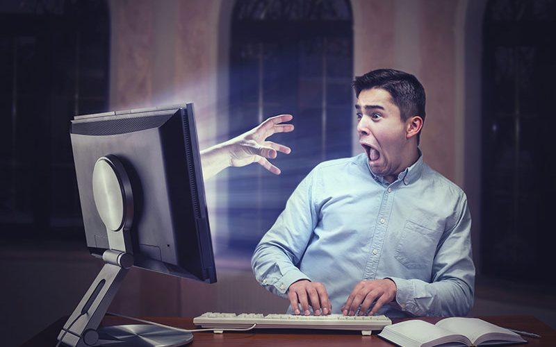 Angst vor Cyber-Angriffen