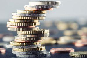 Löhne und Gehälter steigen