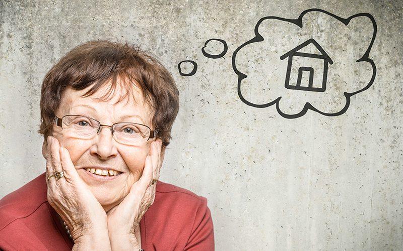 Eigenheim: falsche Sicherheit für Rentner