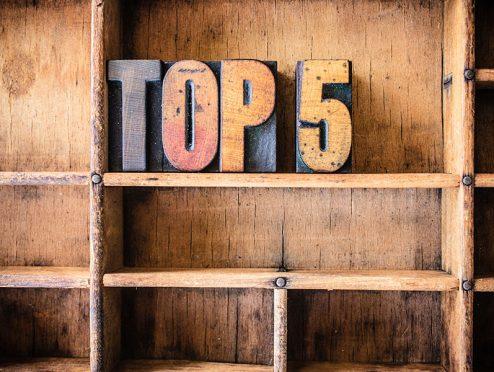 Die Top 5 der größten privaten Rechtsrisiken