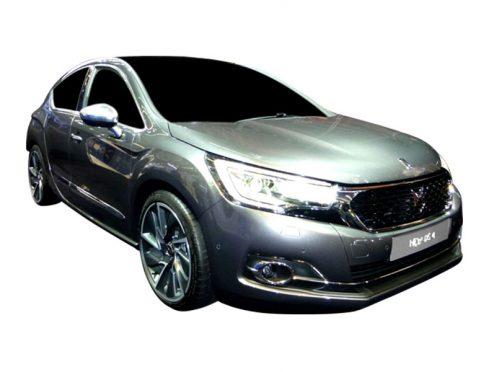 DS 4 – bis zu 32,75 Prozent für die elegante Coupé-Kompakt-Limousine