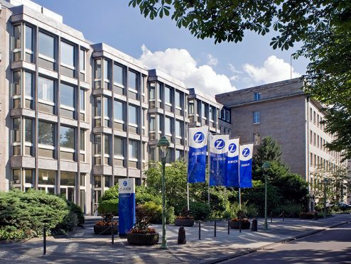 Zurich: Neue Hauptverwaltung in Köln