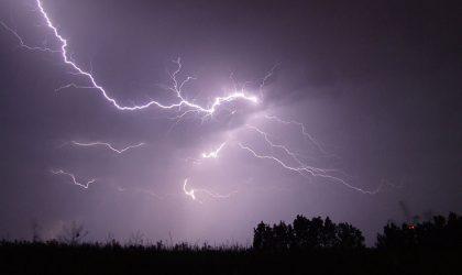 Weniger Blitzschäden in 2015
