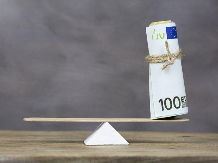 Untergrenze des Rentenniveaus