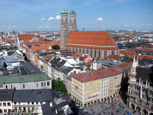 München – die Weltstadt mit Herz! Und der Temposünder!