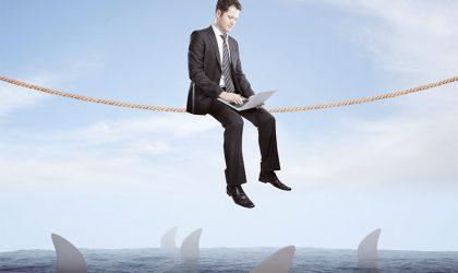 Das Berufsleben – ein eher großes Risiko