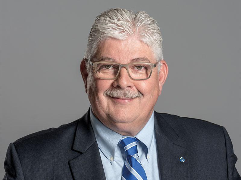 Jürgen Schulze, Abteilungsdirektor SHU-Gewerbe der NÜRNBERGER Versicherungsgruppe