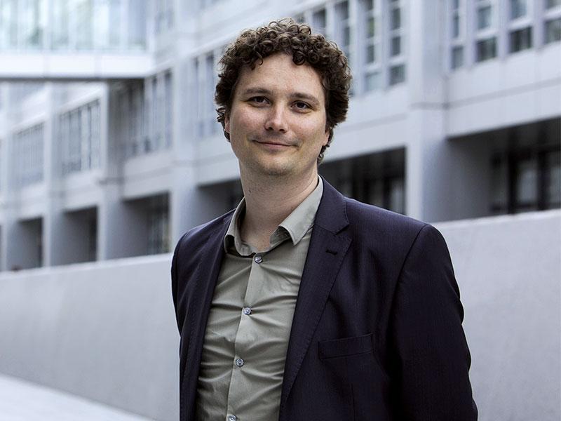 Manuel Ströh, Geschäftsführer von mobilversichert.de®