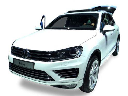 Volkswagen Touareg – unglaubliche 35 % günstiger!