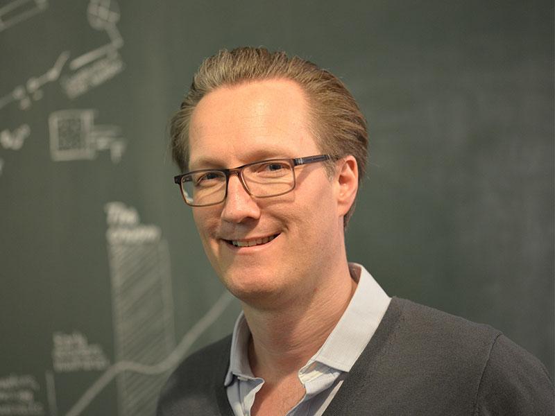 Olof von Lindequist, COO von feelix
