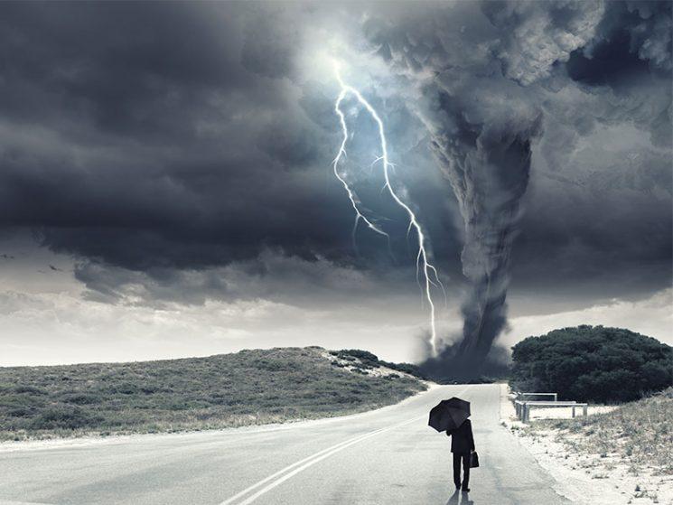 2,6 Mrd. Euro für Sturm-, Hagel- und Starkregenschäden