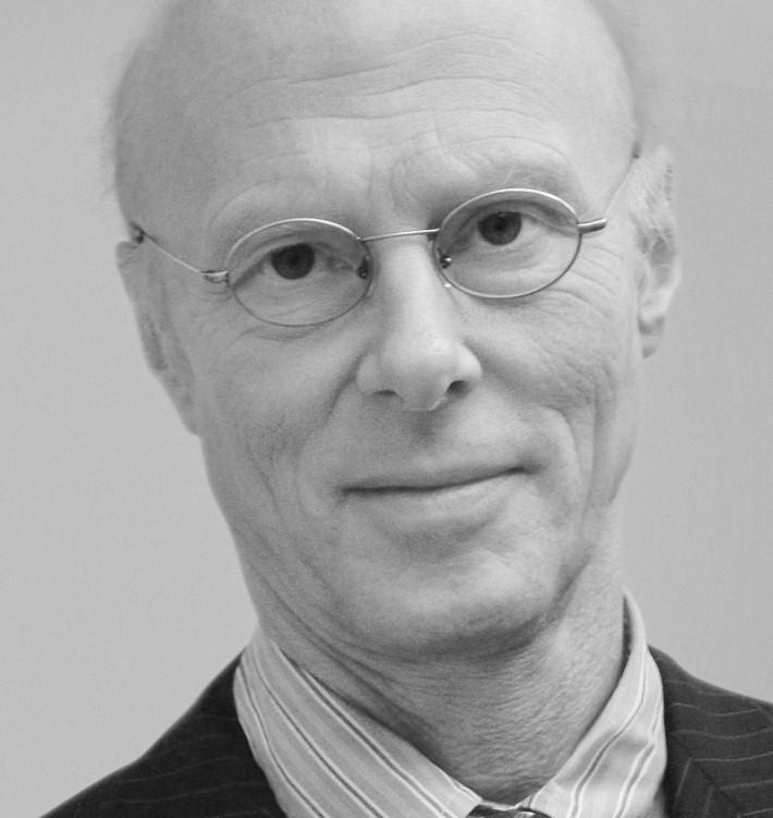 Univ.-Prof. Dr. Jörg Finsinger, Professor für Financial Services der UNIVERSITÄT Wien und Academic Head der MODUL UNIVERSITY in Dubai