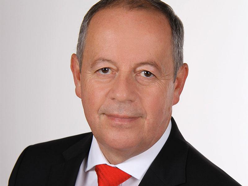 Dr. Schmidt, Niederlassungsleiter Deutschland der Oberösterreichischen Versicherung