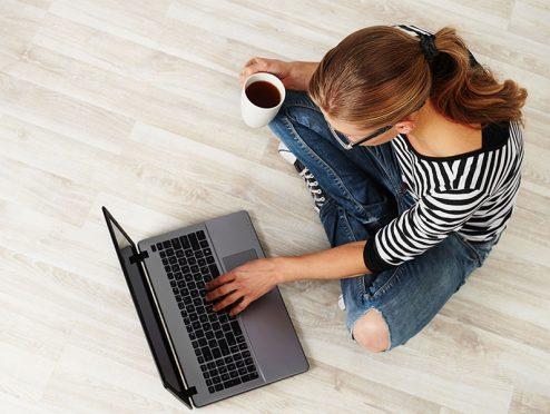 Online informieren – beim Vermittler abschließen
