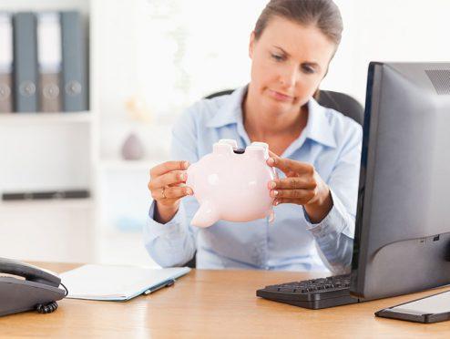 45 Prozent glauben an einen Ruhestand ohne Geldsorgen