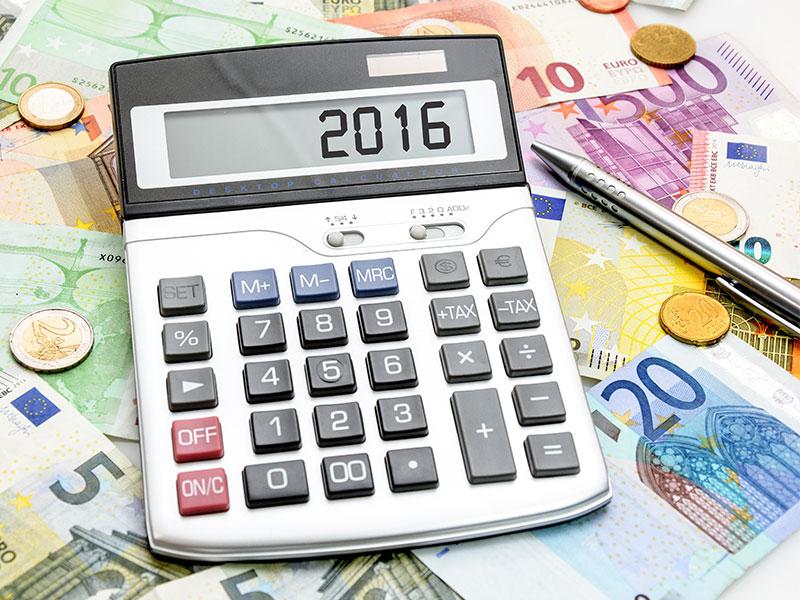 Versorgungszusagen in der Bilanz 2016