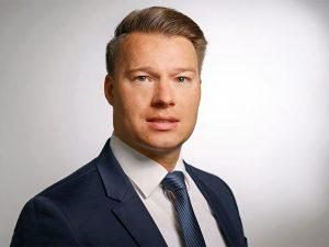 Micha Hildebrandt, verantwortlich für Vertrieb, Marketing, Antrag und Vertrag bei der vigo Krankenversicherung