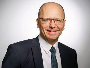 Stefan Schumacher, verantwortlich für Finanz- und Rechnungswesen sowie Risikomanagement bei der vigo Krankenversicherung