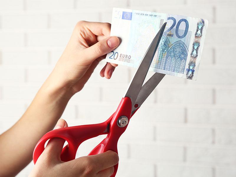 Europa senkt Risiko-Beiträge