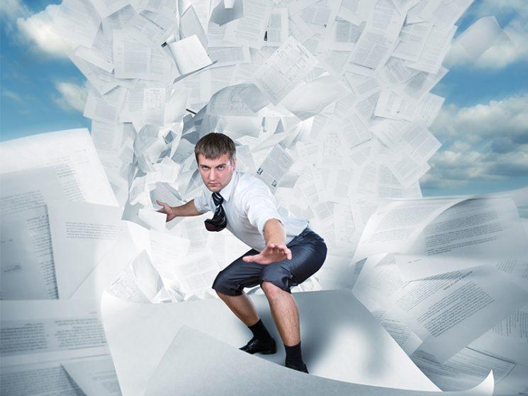 Online Vermittlung: Ausfertigung und Übergabe der Dokumente