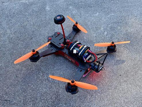 Sport der Zukunft: Allianz & Drone Racing League kooperieren