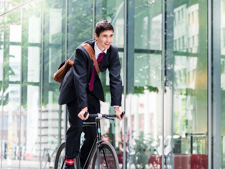 Attraktives Geschäftsfeld: Die gewerbliche Fahrrad-Vollkasko