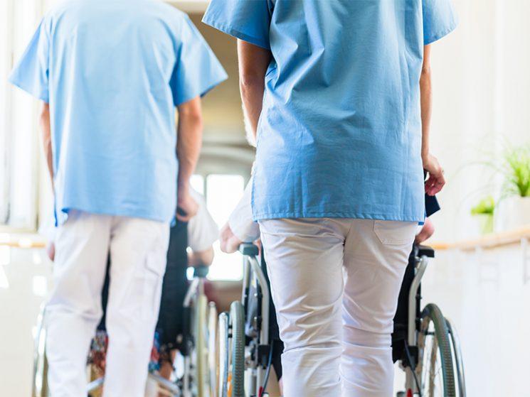 Mehr Pflegepersonal in Krankenhäusern