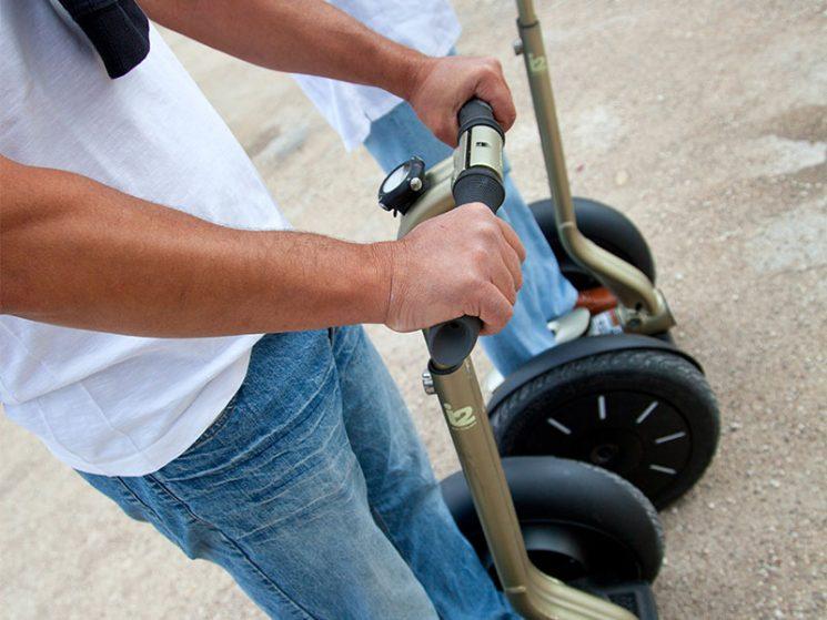 Führerscheinentzug wegen Trunkenheit am Segway-Steuer