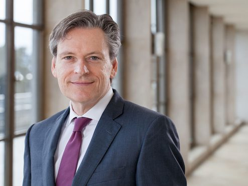 Swiss Life mit neuem CEO