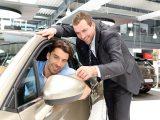 Alles in einem: Helvetia Autohausversicherung