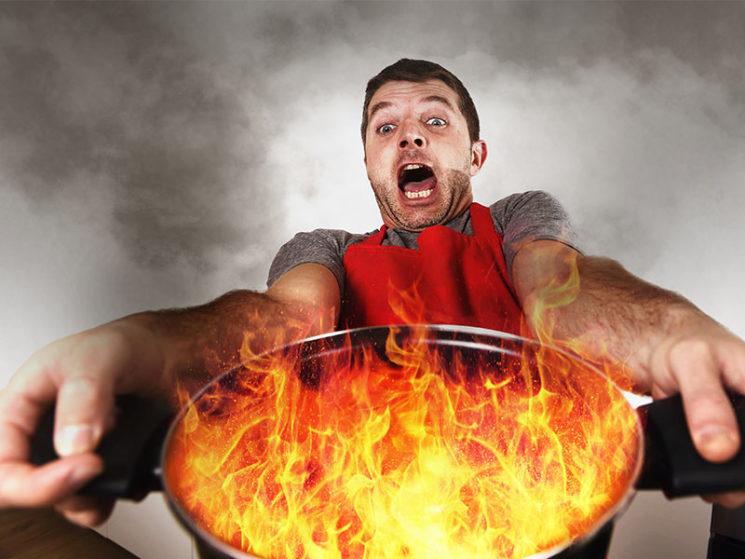 Kein versicherter Brand – wenn sich Feuer nicht selbst ausbreitet