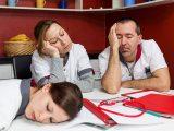 Zeitdruck verhindert adäquate Pflege