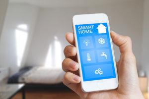 VERMÖGENSSICHERUNGSPOLICE mit Smart-Home-Technik