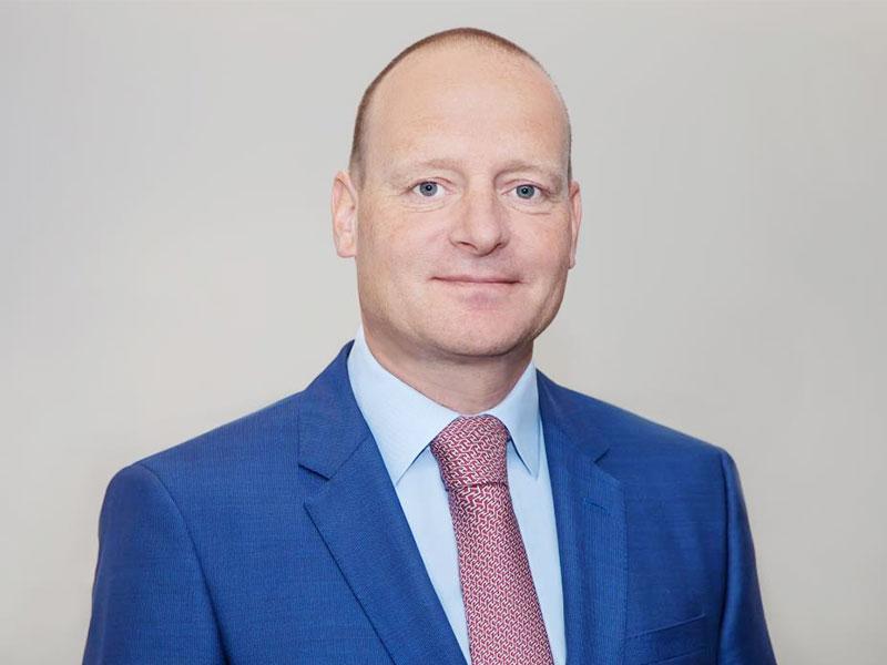 Andreas Wania, Country President und Hauptbevollmächtigter der Chubb in Deutschland