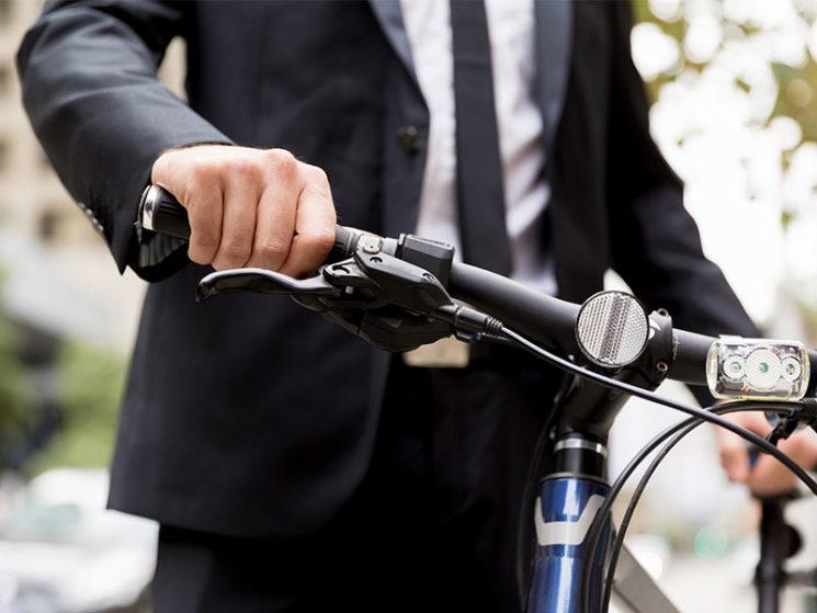 Potenzial für Vermittler: Fahrrad-Vollkasko für Diensträder