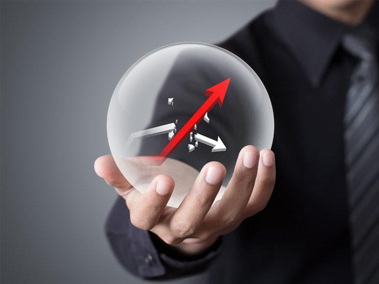 Finanzmarktprognose: Zinsen werden steigen