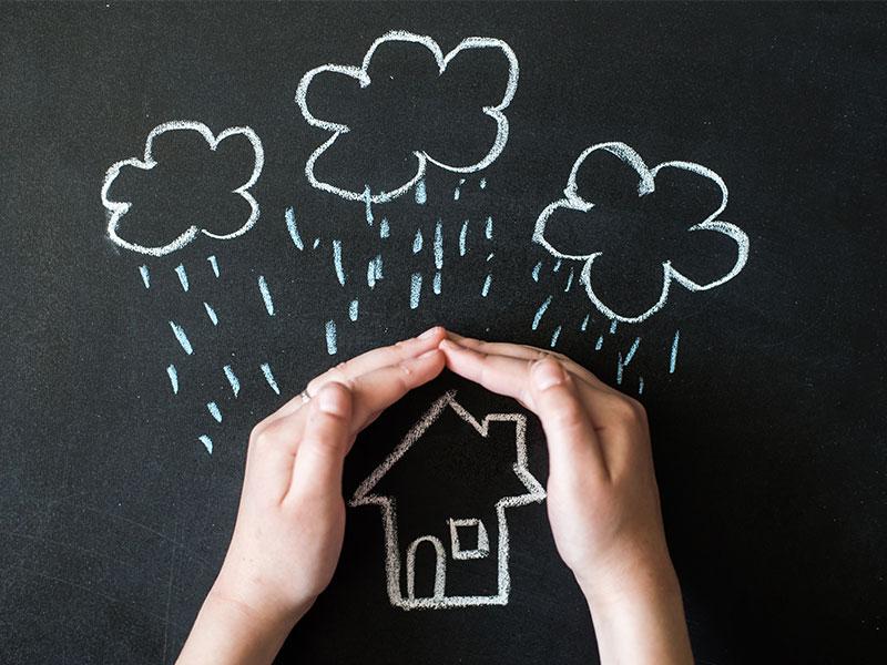 Gebäudeschutz ist existentiell