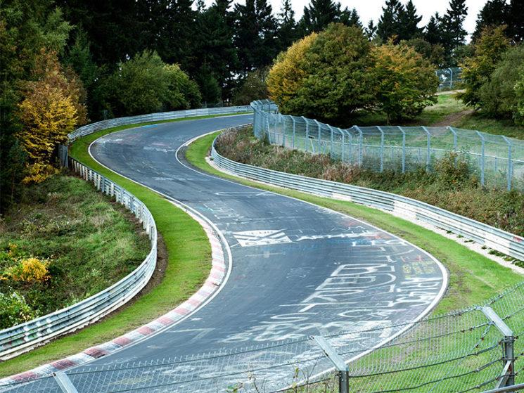 Freies Fahren auf Nürburgring ohne Vollkaskoschutz
