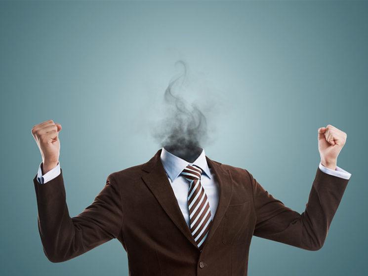 Über Chaos, Geldwäsche und Wutausbrüche